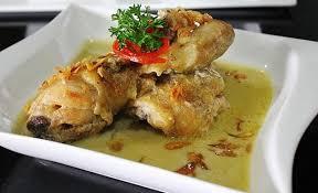 menu pelengkap opor ayam resep cara membuat opor ayam special lezat masak memasak