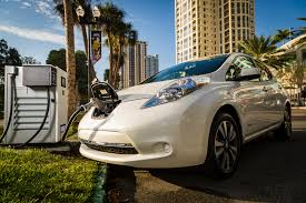 nissan leaf charging options nissan and bmw partner to deploy dual fast chargers across the