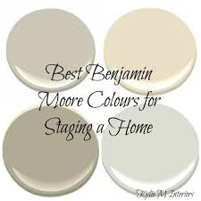 best interior paint color to sell your home the 8 best benjamin paint colours for home staging selling
