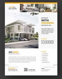 9 real estate sale flyers editable psd ai vector eps format