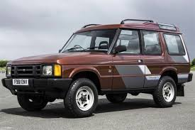 modified land rover discovery future classic friday land rover discovery honest john