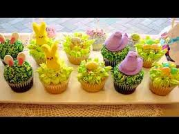 Cake Decorations For Easter Cakes by Decorating Ideas For Easter Cupcakes Youtube