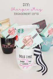 Appropriate Engagement Gift Learn How To Make Sharpie Mugs That Actually Work