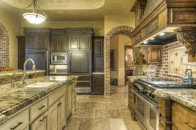 mediterranean kitchen design mediterranean kitchen design ideas extractor hood glass gas cooktop