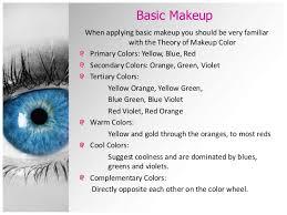 makeup application classes lesson 6 makeup