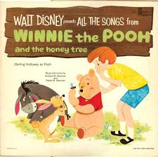winnie the pooh photo album unknown artist walt disney presents all the songs from winnie