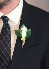 Rose Boutonniere Rose Bud Boutonniere And Wedding Flowers Afloral Com Hassle