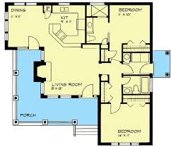 Small Floor Plans Cottages 57 Best Small House Plans Images On Pinterest Small House Plans