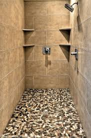 18 creative ideas to decorate your home with river rocks shower