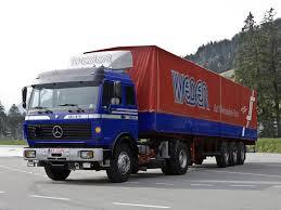 mercedes truck mercedes benz sk1644 reden we mee naar italie en hongarije 2 weken