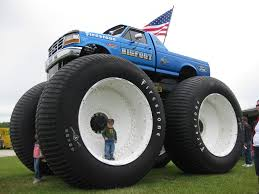 biggest bigfoot monster truck show related rpm fest sat with pics archive monster mayhem