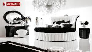 Best Inspiration Black White Bedroom Decorating Ideas YouTube - Black and white bedroom designs ideas
