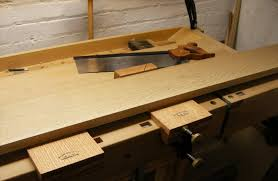 Woodworking Bench Top by A Dedicated Sharpening Bench Part 2 A Workbench Surface