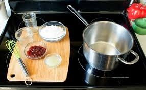 mini peanut butter pound cakes with strawberry jelly glaze