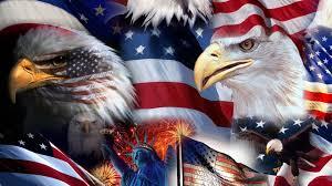 american wallpaper american symbols bald eagle statue us flag star statue of liberty