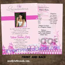 quinceanera invitations in quinceanera invitations in