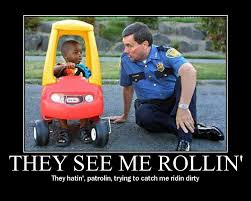 They See Me Rollin They Hatin Meme - they see me rollin