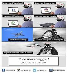 What Is A Meme On Facebook - dopl3r com memes leaves facebook leaves instagram delete delete