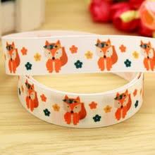 fox ribbon online get cheap fall ribbon aliexpress alibaba