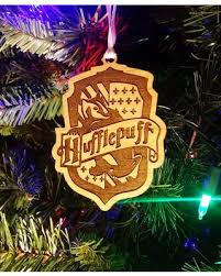 don t miss this deal hufflepuff ornament harry potter