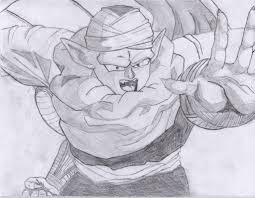 dragon ball drawings
