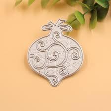 ornaments metal cutting dies stencils for diy