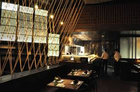 Interior Design Restaurant by Modern Restaurant Interior Design With Thai Dining Experience Of