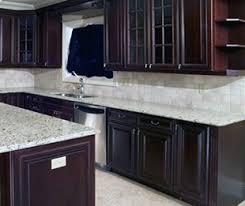 light granite countertops with dark cabinets astoria granite