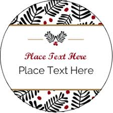 avery round labels 22807 template choice image templates design