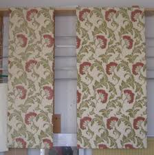 Patterned Roman Blinds Roman Blinds Own Fabric Bristol Calico Blinds