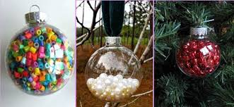 creative filled ornaments so creative things