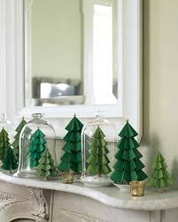 Evergreen Home Decor by 36 Paper Crafts Anyone Can Make Martha Stewart