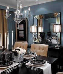 Chic Dining Rooms Stylish Home Dining Rooms
