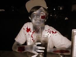 my son wants to be a zombie for halloween u2013 connie u0027s world