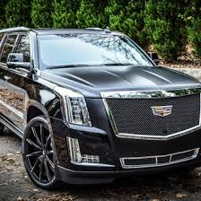 cadillac escalade 2017 grey white cadillac escalade enhanced by chrome details and jaw dropping