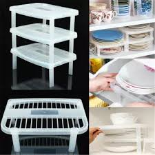 easy home expandable under sink shelf kitchen home under sink shelf sink in dry plate dish holder
