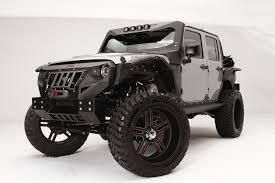 jeep rubicon winch bumper grumper fab fours