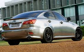 wallpaper lexus is 250 lexus is 250 chrome accessories 2006 au wallpapers and hd images