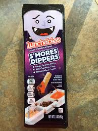 Dirt Cake Halloween by Cardboard Clubhouse Halloween Lunchables