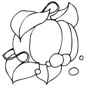 thanksgiving pumpkins coloring pages thanksgiving turkey with pumpkin coloring page free printable