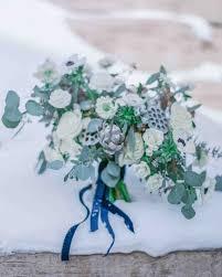 blue flowers for wedding 24 succulent wedding bouquets martha stewart weddings