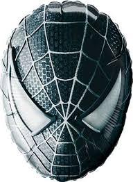 black spiderman face images