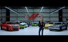 2018 dodge challenger srt demon in the fate and the furious