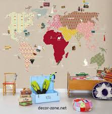 Ideas To Decorate Kids Room by 15 Wall Decor Ideas Kids Room