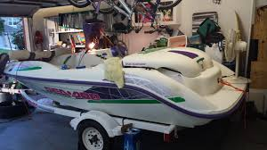 1994 seadoo speedster revival build seadoo forums