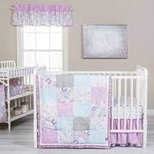 Purple Bedding For Cribs Buy Grey And Purple Bedding From Bed Bath Beyond