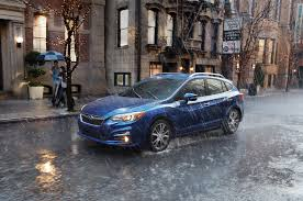 2017 subaru impreza first drive review problem solver motor trend