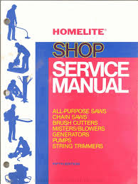 homelite repair manual 5th edition internal combustion engine