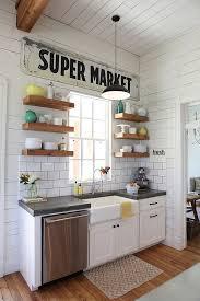 photo deco cuisine déco cuisine cagne 12 idées au top côté maison