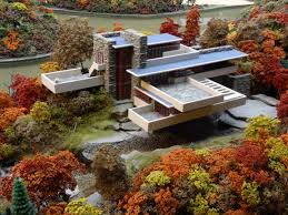 butterfly garden designs garage best tips for japanese new home fallingwater wikipedia the free encyclopedia miniature replica of building at mrrv carnegie science center in pittsburgh home decor